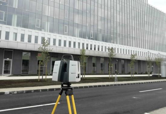 Relevee si masuratori standard BOMA pentru spatii de birouri GRAPHEIN