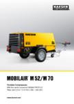 Seriile M52 - M70 KAESER KOMPRESSOREN