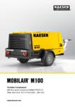 Seria M100 KAESER KOMPRESSOREN