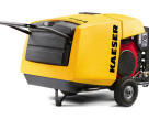 Motocompresoare si compresoare mobile pentru constructii KAESER KOMPRESSOREN