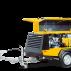 Compresor mobil pentru construcţii M52  Multifuncționale până la 11,5 m³min (405 cfm)