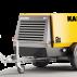 Compresor mobil pentru construcţii M57  Multifuncționale până la 11,5 m³min (405 cfm)