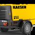 Compresor mobil pentru construcţii M100  Multifuncționale până la 11,5 m³min (405 cfm)