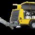 Compresor mobil pentru construcţii M115  Multifuncționale până la 11,5 m³min (405 cfm)