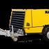 Compresor mobil pentru construcţii M122 Multifuncționale până la 11,5 m³min (405 cfm)