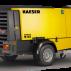Compresor mobil pentru construcţii M125  Pachete de putere până la 23,3 m³/min (825 cfm)