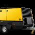 Compresor mobil pentru construcţii M350 Compresoare mari până la 34 m³min (1200 cfm)