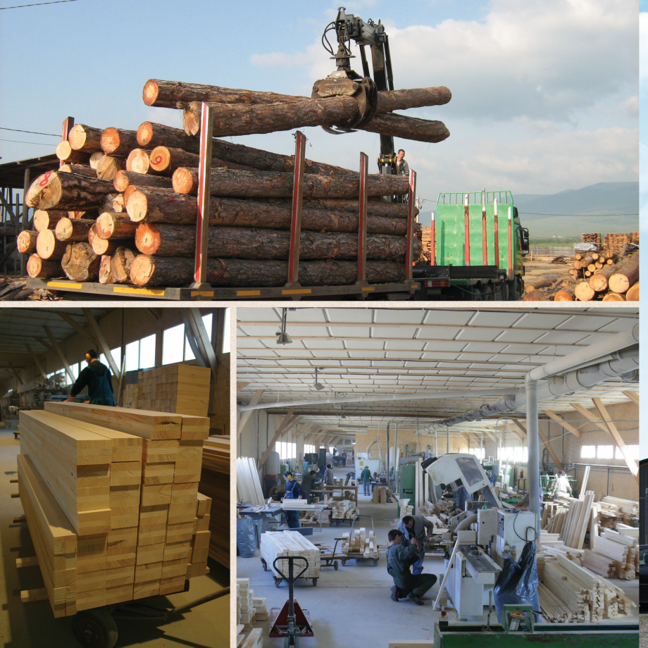 Pagina 2 - Fabricarea ferestrelor din lemn stratificat ACTUAL GROUP 70 mm, 78 mm, 70-78-90 mm, 90 mm...