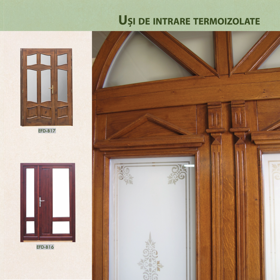 Pagina 11 - Fabricarea ferestrelor din lemn stratificat ACTUAL GROUP 70 mm, 78 mm, 70-78-90 mm, 90...