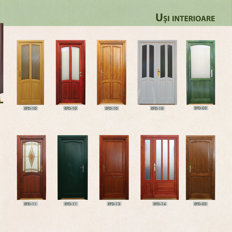 Pagina 13 - Fabricarea ferestrelor din lemn stratificat ACTUAL GROUP 70 mm, 78 mm, 70-78-90 mm, 90...