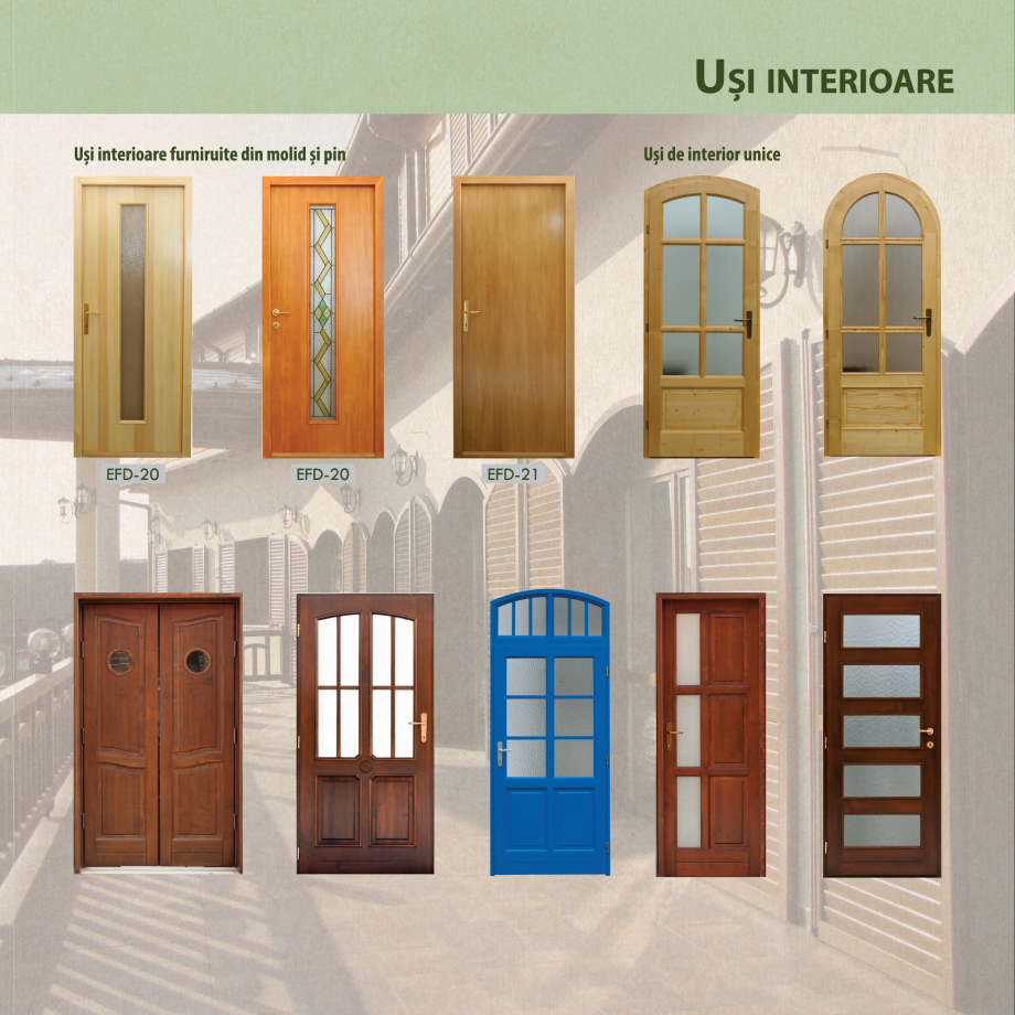 Pagina 15 - Fabricarea ferestrelor din lemn stratificat ACTUAL GROUP 70 mm, 78 mm, 70-78-90 mm, 90...