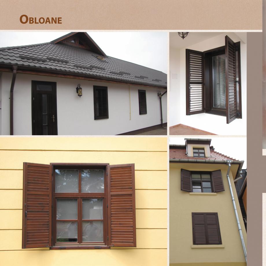 Pagina 16 - Fabricarea ferestrelor din lemn stratificat ACTUAL GROUP 70 mm, 78 mm, 70-78-90 mm, 90...