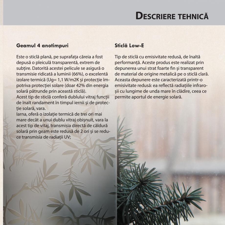 Pagina 19 - Fabricarea ferestrelor din lemn stratificat ACTUAL GROUP 70 mm, 78 mm, 70-78-90 mm, 90...