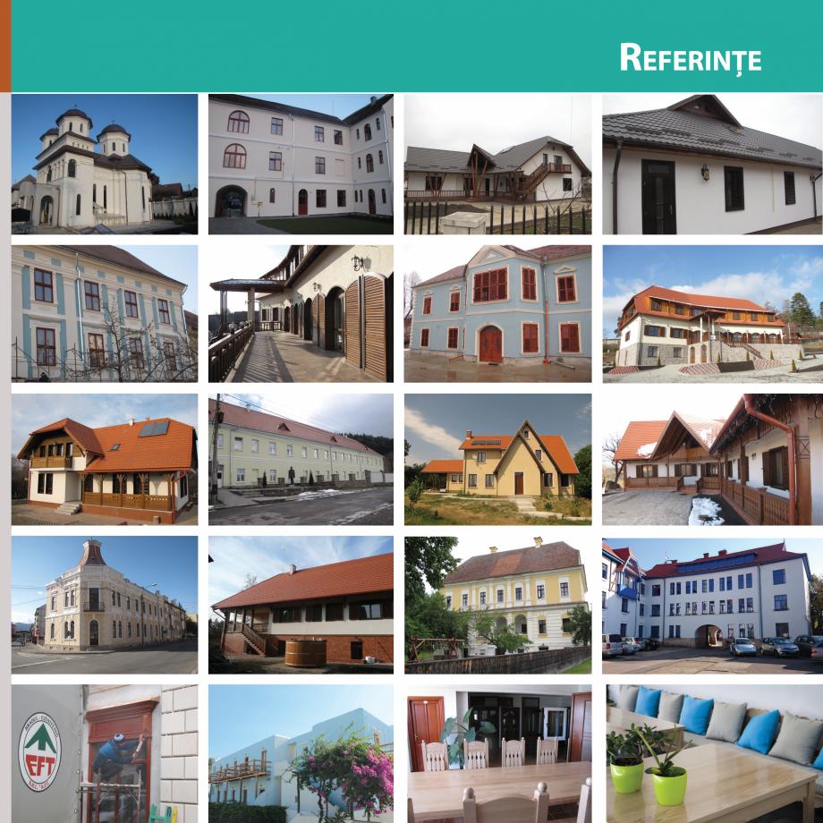 Pagina 21 - Fabricarea ferestrelor din lemn stratificat ACTUAL GROUP 70 mm, 78 mm, 70-78-90 mm, 90...