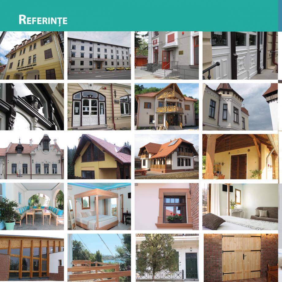 Pagina 22 - Fabricarea ferestrelor din lemn stratificat ACTUAL GROUP 70 mm, 78 mm, 70-78-90 mm, 90...