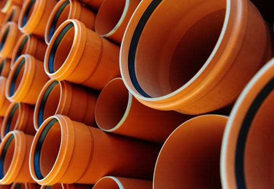 Tevi si fitinguri din PVC pentru canalizare exterioara VALPLAST INDUSTRIE