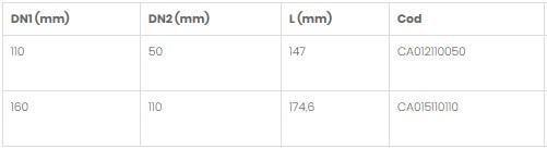 Schiță dimensiuni Reducții fonoabsorbante 4SILENCE