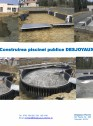 Construirea piscinei publice