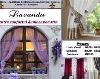 Servicii de curatare perdele si draperii Lavandu va asteapta sa aduceti la curatat spalat calcat croit