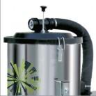 Sistem manual de scuturare a filtrului