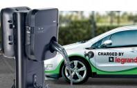 Statii de incarcare vehicule electrice Legrand