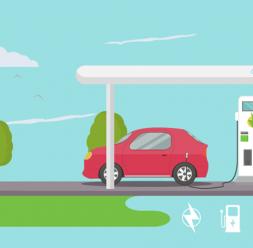 Statii de incarcare vehicule electrice Evita