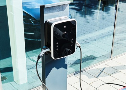 Statii de incarcare vehicule electrice ABL