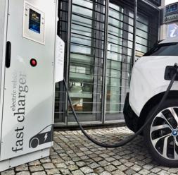 Statii de incarcare vehicule electrice Efacec