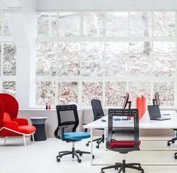 Scaune operationale si ergonomice de birou MoveDesk