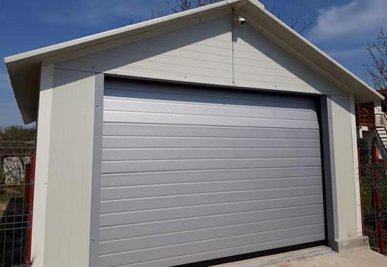 Porti si usi de garaj tip rulou GIN DOORS CONSTRUCT