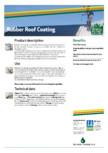 Vopsea cauciucata pentru acoperis ISO PAINT - Iso Rubber