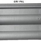 Gri pal - Isonit - vopsea pentru acoperis