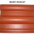 Maro roscat - Isonit - vopsea pentru acoperis