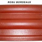 Rosu bordeaux - Isonit - vopsea pentru acoperis