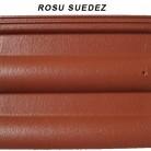 Rosu suedez - Isonit - vopsea pentru acoperis