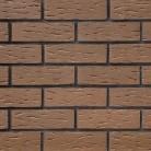 Rustic brown - Caramida aparenta Rustica