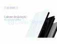 Intrerupator simplu wireless cu touch Livolo din sticla Case Smart - VL-C701R