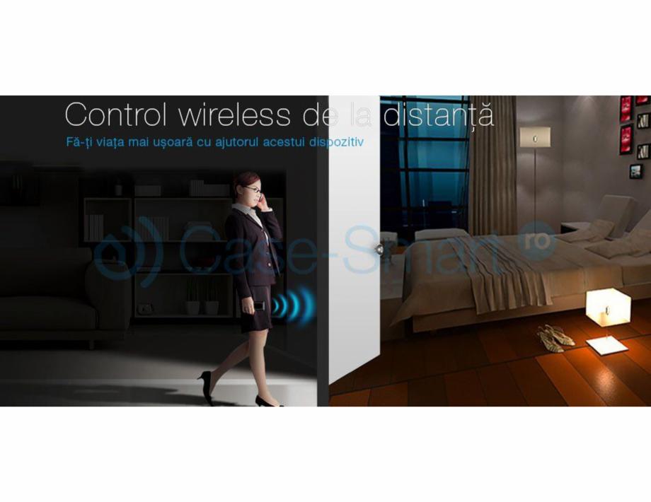 Pagina 7 - Intrerupator wireless cu variator cu touch Livolo din sticla Case Smart VL-C701DR Catalog...