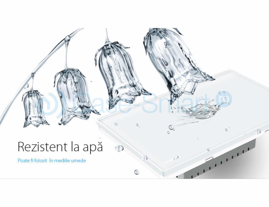 Pagina 7 - Intrerupator cu timer cu touch Case Smart VL-C301T Catalog, brosura Romana