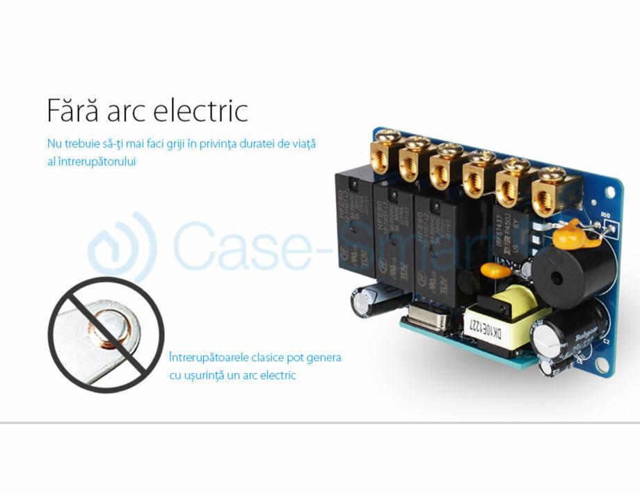 Pagina 10 - Intrerupator cu timer cu touch Case Smart VL-C301T Catalog, brosura Romana