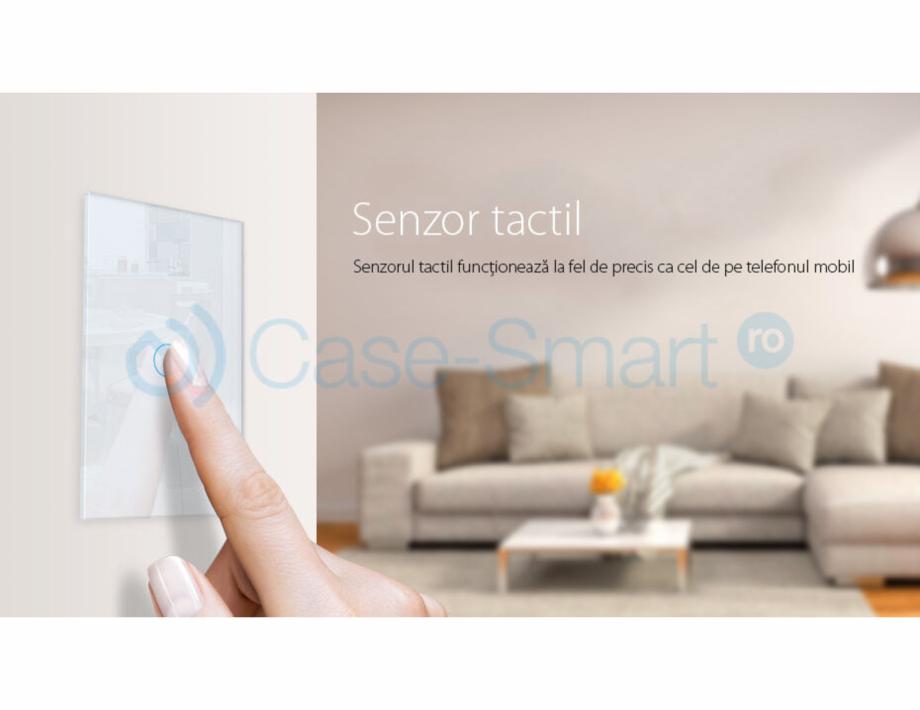 Pagina 12 - Intrerupator cu timer cu touch Case Smart VL-C301T Catalog, brosura Romana