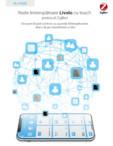 Intrerupator dublu cu touch, protocol ZigBee Case Smart - VL-C702Z