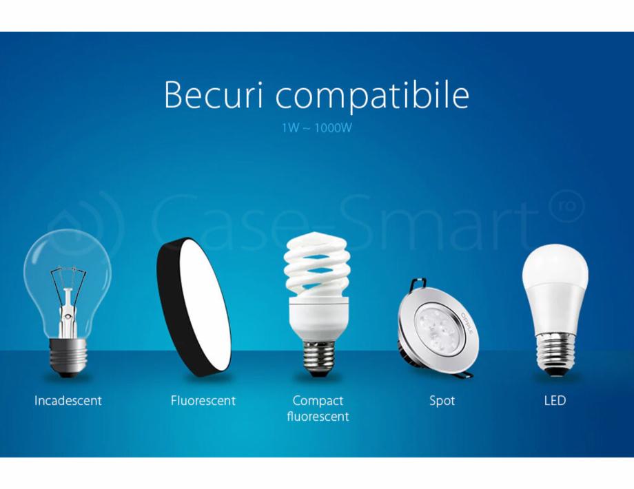 Pagina 8 - Intrerupator dublu, wireless cu touch Livolo din sticla, serie noua Case Smart...