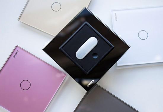 Intrerupatoare cu touch,simple sau wireless Case Smart