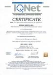 Certificat ISO 14001 DOXAR