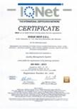 Certificat ISO 9001 DOXAR