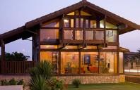 Case pe structura de lemn masiv sau lamelar DOXAR