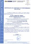 Certificat de constanta a performantei 14080 DOXAR