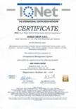 Certificat ISO 45001 DOXAR