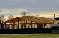Sarpante din lemn masiv si lemn stratificat  DOXAR